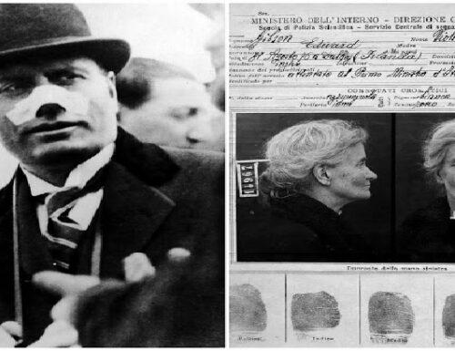Violet Gibson: attentato a Mussolini, una mezza verità.