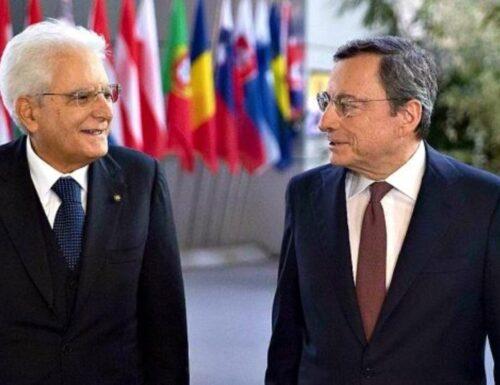 Mario Draghi l'uomo chiamato dal Colle per salvare la patria, una pagina che era già scritta!