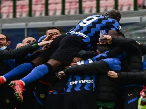 Inter in fuga scudetto.