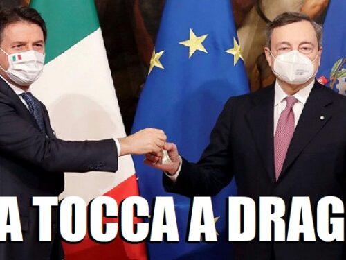 IlGoverno Draghici consegna l'immagine di un'Italia che torna protagonista in tutti i tavoli internazionali.