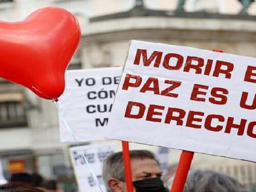 La Spagna legalizza l'eutanasia.