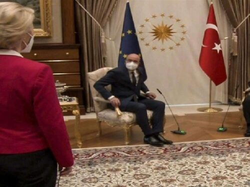 Incontro Von der Leyen-Erdogan: deficit di diplomazia.