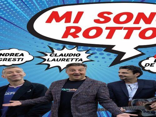 """Davide De Marinis e il suo ultimo singolo: """"Mi sono rotto"""" …di questo dannato virus!"""