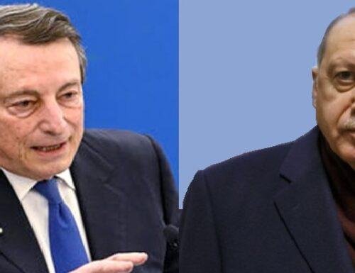 Una nuova guerra italo-turca per il controllo della Libia?
