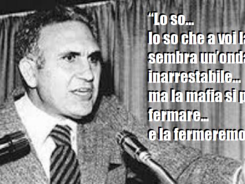 Pio La Torre, una vita contro la mafia.