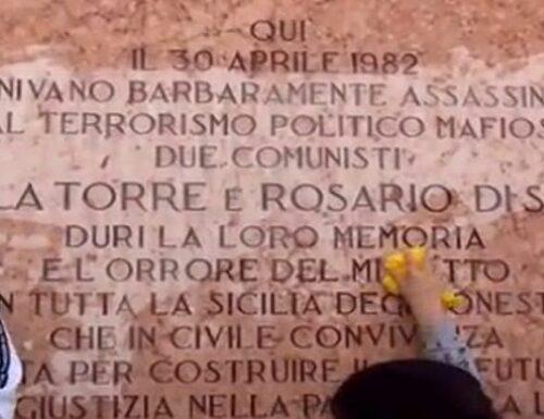 """Come la proposta di legge La Torre divenne """"Rognoni-La Torre""""."""
