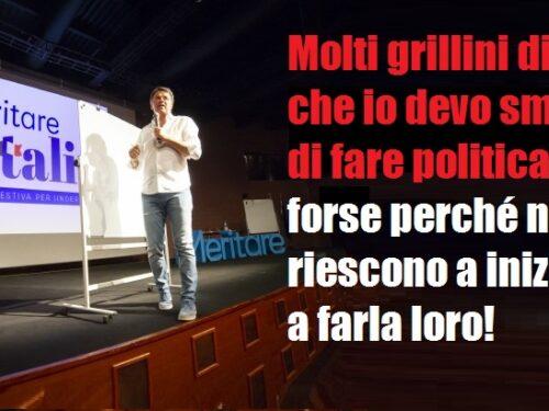 """Renzi: """"Grazie per l'affetto verso la mia famiglia, avanti sui vaccini""""."""