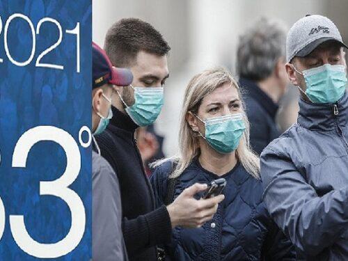 Eurispes 'fotografa' gli italiani al tempo della pandemia.
