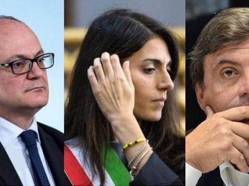 La Sinistra su Roma si gioca la terna: 'Raggi-Calenda-Gualtieri'. Manca all'appello il candidato del Centrodestra!