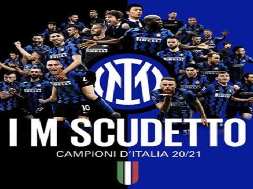 """L'Inter """"cinese"""" vince il suo 19° Scudetto!"""