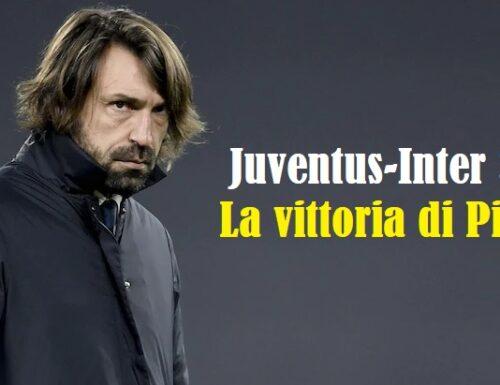 Juve-Inter 3-2. La vittoria di Pirro o di Pirlo?