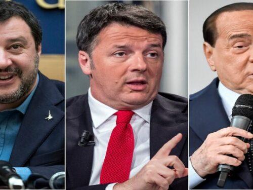 Prove tecniche di future alleanze: Italia viva, Lega e Forza Italia in pressing su riaperture  e coprifuoco.