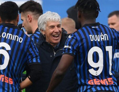 L'Atalanta centra per il terzo anno di fila la qualificazione alla Champions League.