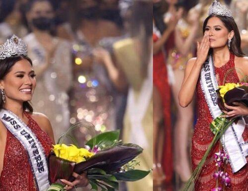 Miss Universo. È messicana la donna più bella del mondo!