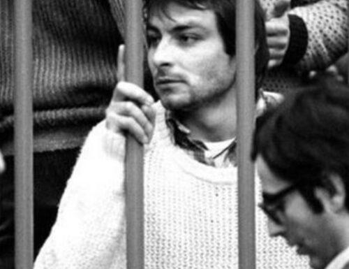 Cesare Battisti condannato dalla violenza dei buoni.