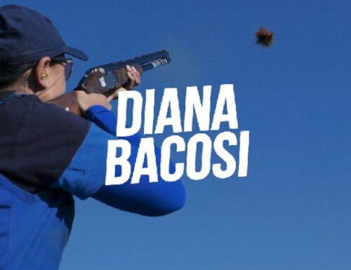Diana Bacosi, campionessa olimpica di Tiro al volo (skeet).