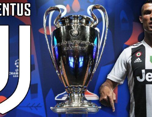 La Juve giocherà la Champions.