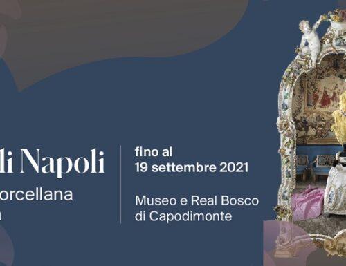 Napoli, Napoli di lava, porcellana e musica.