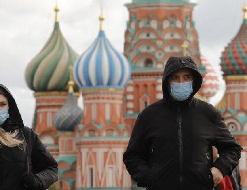 Il Covid non è morto: risalgono i casi in Russia!