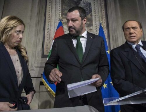 La teoria dei 'due forni' di Salvini.