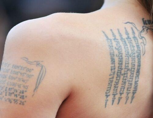 I tattoo più famosi: cosa rappresentano?