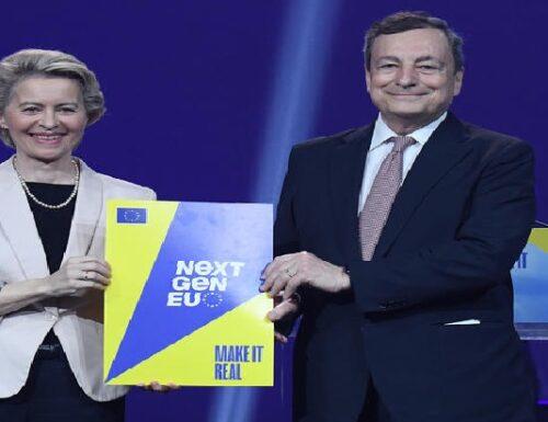 "Via libera al Pnrr. Draghi: ""L'alba della ripresa""."