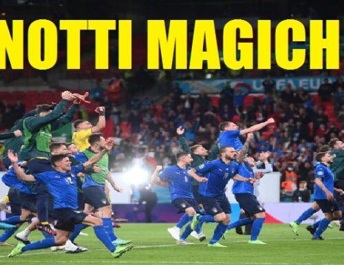 Euro 2020. Italia in finale!
