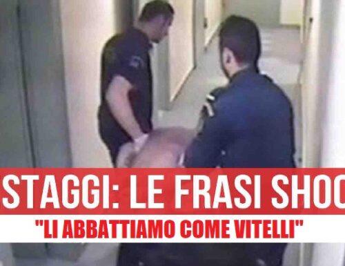 """Violenze in carcere, le intercettazioni: """"Li abbattiamo come vitelli""""!"""