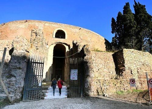 Il Mausoleo di Augusto riapre al pubblico dopo 14 anni.