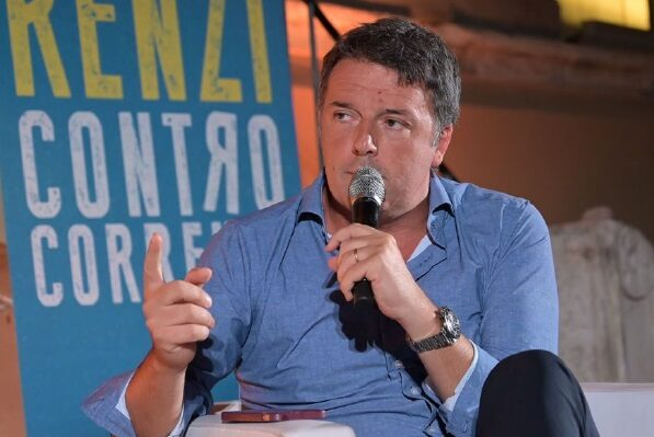 Renzi: C'è un popolo vivo e vivace!