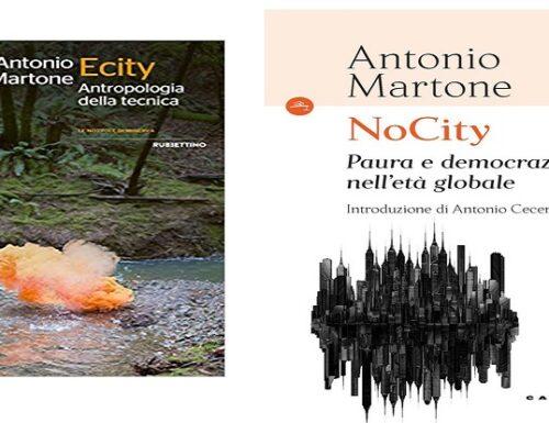"""""""ECITY. Antropologia della Tecnica"""", una introduzione a """"NOCITY"""" di Antonio Martone."""
