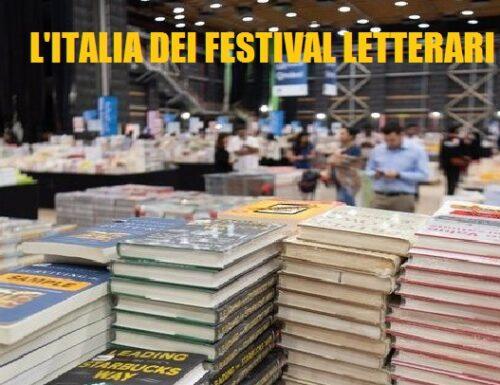 I festival letterari locali.
