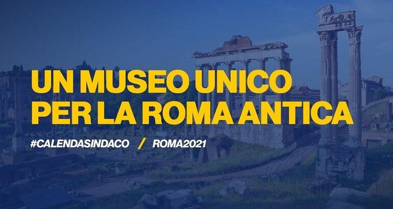Calenda: Un Museo degno di Roma. – FreeSkipper Italia