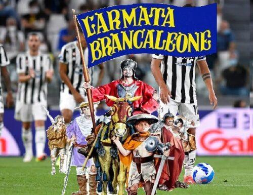 Juventus. L'armata Brancaleone.