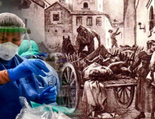 Le pandemie come sfondo dei racconti.