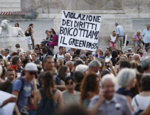 Introduzione del Green pass, gli italiani finalmente reagiscono!