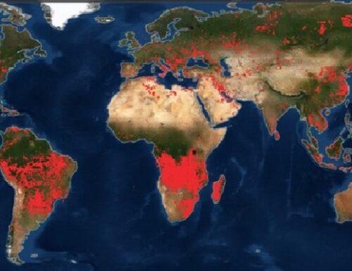 Il mondo sta bruciando!