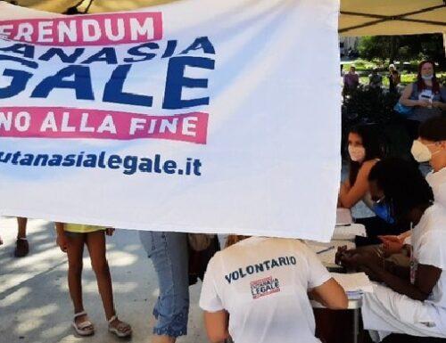 Referendum eutanasia: superate le 750mila firme.