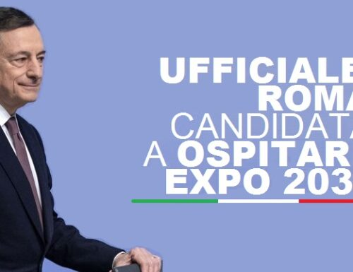 L'Expo di Mario Draghi.