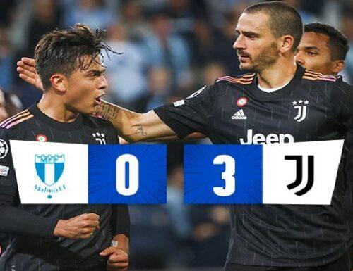 La Juve di Champions vince, ma non convince.