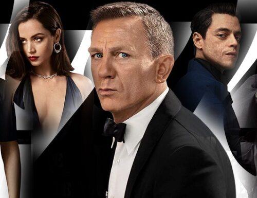 Il ritorno di James Bond.