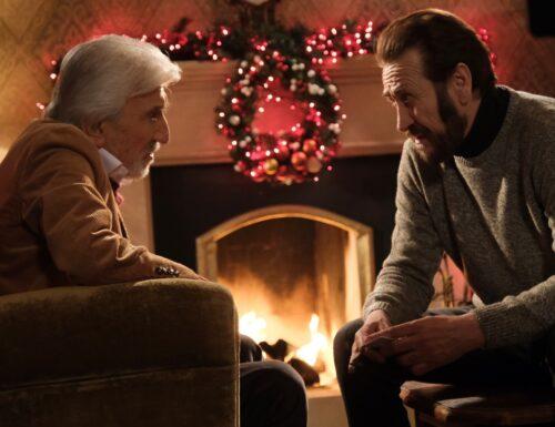'Io sono Babbo Natale', l'ultimo Proietti al cinema dal 3 novembre.