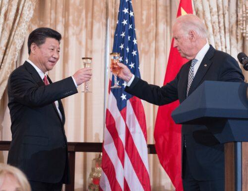 Biden ha concordato con Xi di rispettare l'accordo su Taiwan.