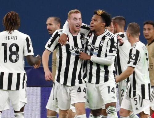 Champions. La Juve a un passo dalla qualificazione agli ottavi.