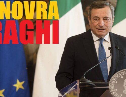 Manovra Draghi da 23 miliardi.