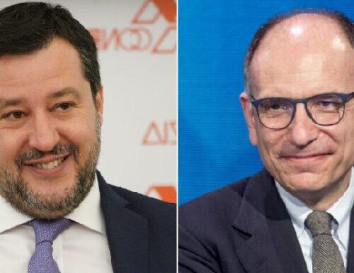 Astensione: perché andare a votare se al governo convivono Salvini e Letta?