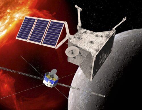 La sonda 'BepiColombo' fotografa Mercurio.